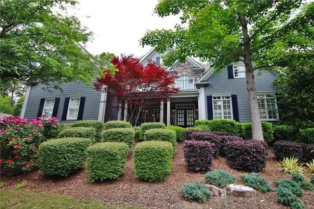 1387 Bridge Mill Avenue, Canton, GA 30114 (MLS #6727491) :: RE/MAX Prestige