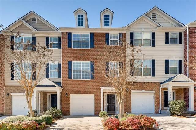 3606 Chattahoochee Summit Drive, Atlanta, GA 30339 (MLS #6727501) :: Rock River Realty