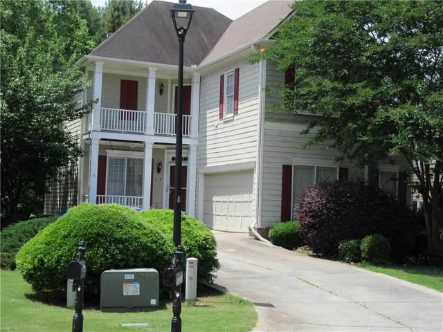 314 Ivy Glen Circle, Avondale Estates, GA 30002 (MLS #6727506) :: Rock River Realty