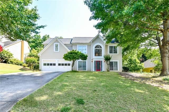 340 White Rose Trace, Alpharetta, GA 30005 (MLS #6727507) :: Charlie Ballard Real Estate
