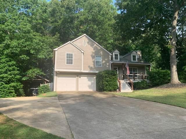 115 Poplar Springs Court, Dallas, GA 30157 (MLS #6727509) :: Kennesaw Life Real Estate