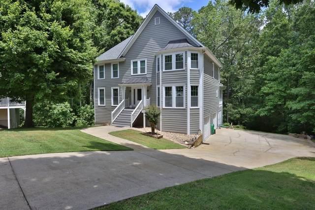 2501 Wildflower Court NW, Acworth, GA 30101 (MLS #6727524) :: Kennesaw Life Real Estate