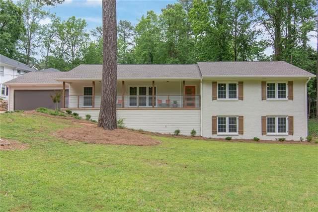 480 Ridgecrest Drive, Norcross, GA 30071 (MLS #6727546) :: North Atlanta Home Team