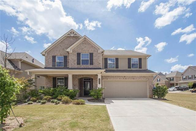 3600 Moon Crest Drive, Mcdonough, GA 30253 (MLS #6727552) :: North Atlanta Home Team