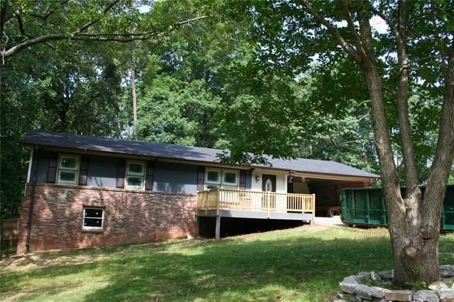 3841 N Shelby Lane, Douglasville, GA 30135 (MLS #6727556) :: Kennesaw Life Real Estate