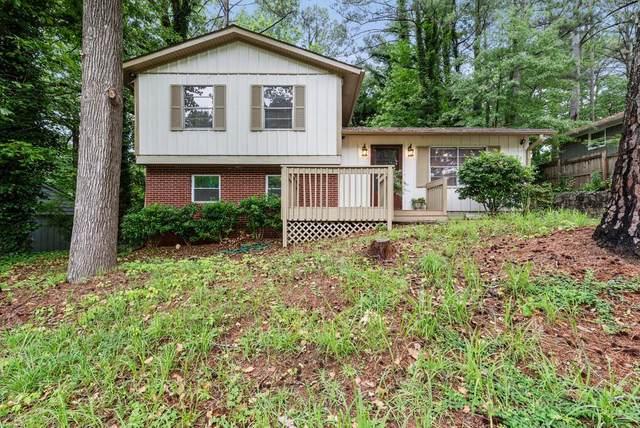 2836 Battle Forrest Drive, Decatur, GA 30034 (MLS #6727578) :: The Zac Team @ RE/MAX Metro Atlanta