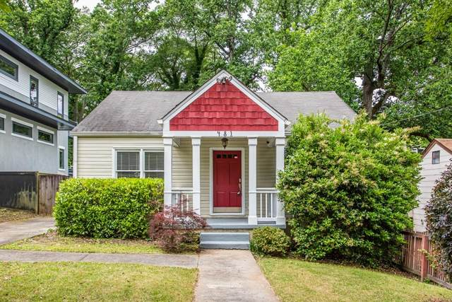 481 East Side Avenue, Atlanta, GA 30316 (MLS #6727579) :: Kennesaw Life Real Estate