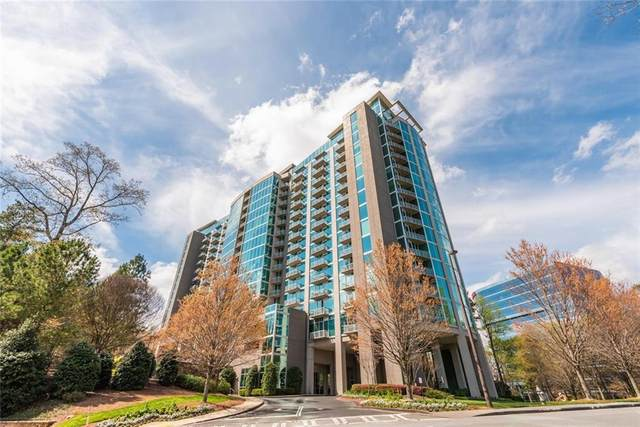 3300 Windy Ridge Parkway #1719, Atlanta, GA 30339 (MLS #6727584) :: The Zac Team @ RE/MAX Metro Atlanta