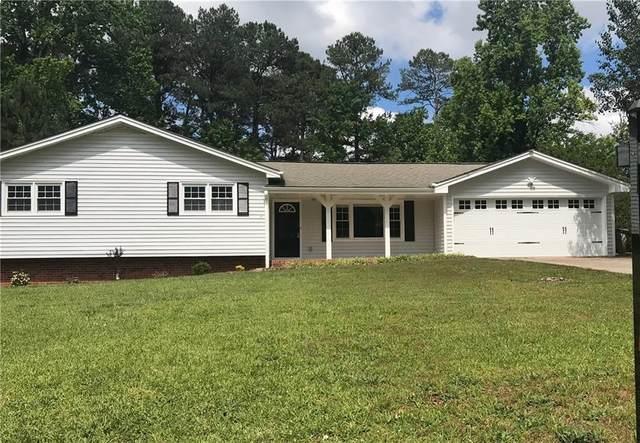 1146 Charlie Lane SW, Lilburn, GA 30047 (MLS #6727586) :: RE/MAX Paramount Properties