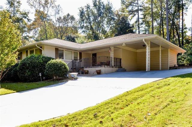 1169 Wild Creek Trail, Atlanta, GA 30324 (MLS #6727589) :: Lakeshore Real Estate Inc.