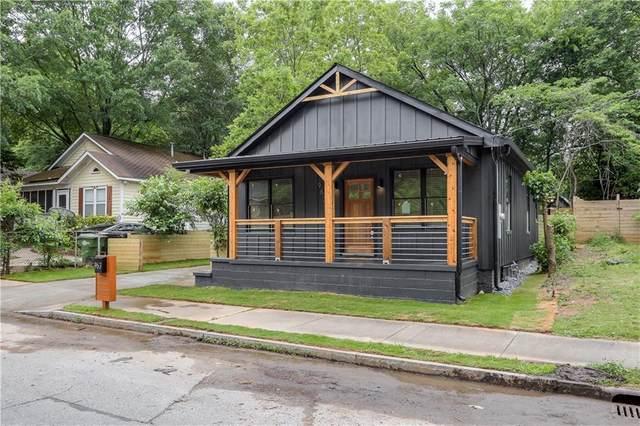 963 Sims Street SW, Atlanta, GA 30310 (MLS #6727601) :: The Heyl Group at Keller Williams