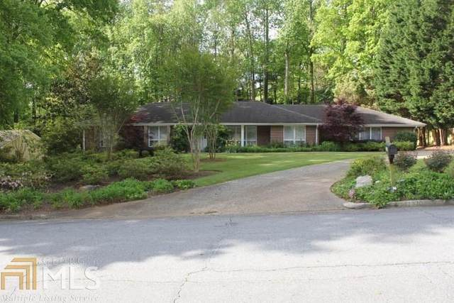 1320 Oakhaven Drive, Roswell, GA 30075 (MLS #6727608) :: RE/MAX Paramount Properties