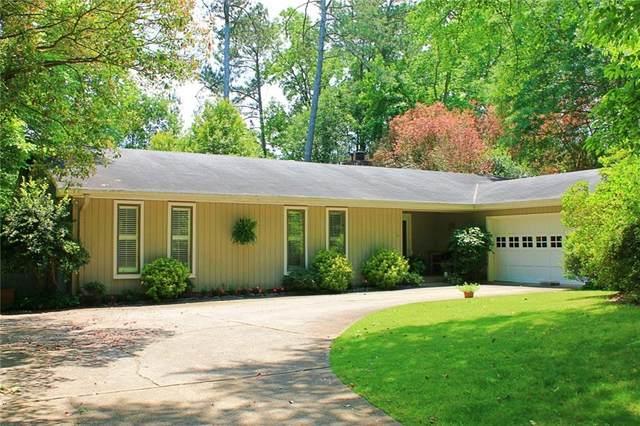 190 Indian Hills Court, Marietta, GA 30068 (MLS #6727632) :: Rock River Realty