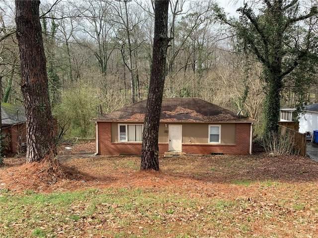 2865 Diana Drive SW, Atlanta, GA 30315 (MLS #6727638) :: North Atlanta Home Team