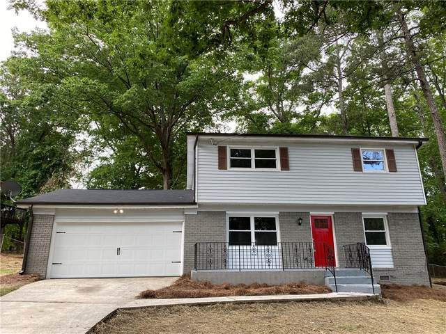 2005 Lindsey Lane, Decatur, GA 30035 (MLS #6727640) :: Thomas Ramon Realty
