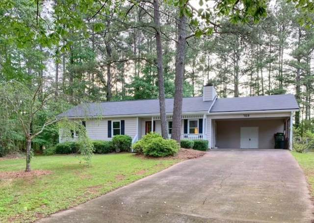 703 E Reese Street, Monroe, GA 30655 (MLS #6727646) :: Path & Post Real Estate