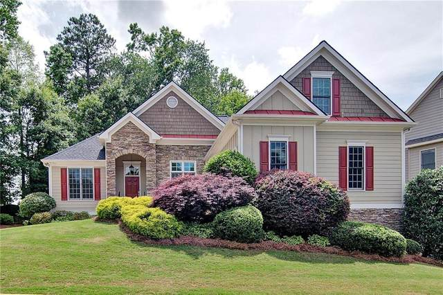 4909 Shallow Creek Trail NW, Kennesaw, GA 30144 (MLS #6727647) :: Kennesaw Life Real Estate