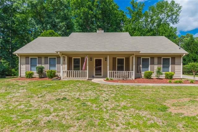 408 Hidden Valley Court SE, Conyers, GA 30094 (MLS #6727653) :: RE/MAX Prestige