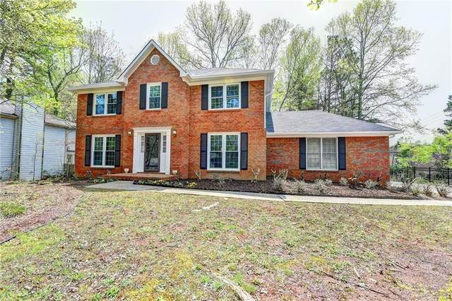 3100 Lakeridge Drive SE, Marietta, GA 30067 (MLS #6727659) :: The Zac Team @ RE/MAX Metro Atlanta