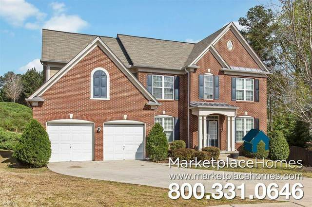 3133 Daleview Way SW, Atlanta, GA 30331 (MLS #6727667) :: Thomas Ramon Realty