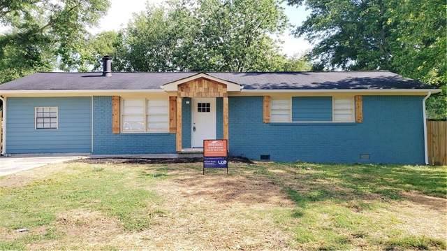 3575 SW Ridgecrest Drive, Powder Springs, GA 30127 (MLS #6727677) :: Kennesaw Life Real Estate
