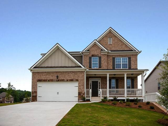 128 Hutton Drive, Newnan, GA 30263 (MLS #6727694) :: North Atlanta Home Team