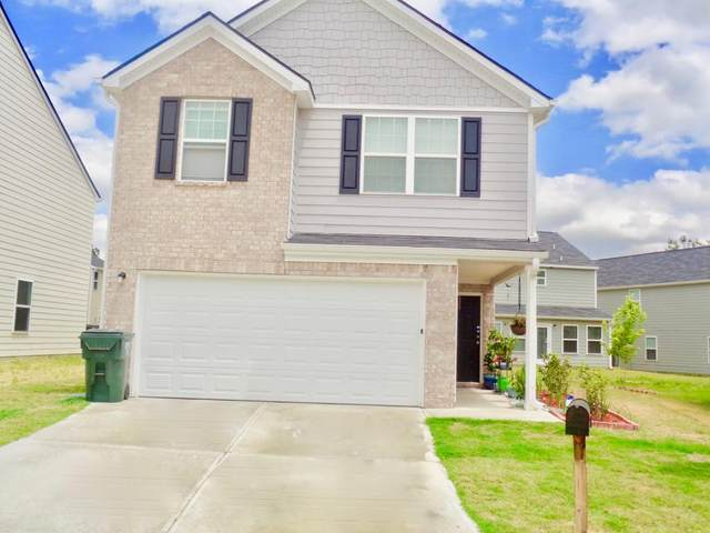 3658 Oakleaf Pass, Fairburn, GA 30213 (MLS #6727709) :: Good Living Real Estate
