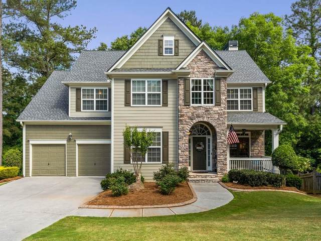 202 Golden Aster Trace #0, Acworth, GA 30101 (MLS #6727727) :: North Atlanta Home Team