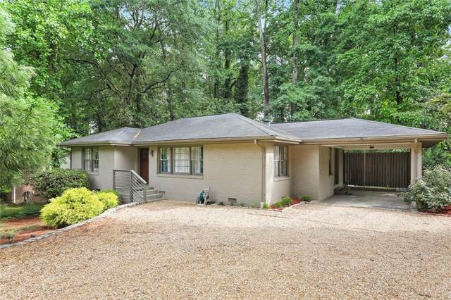 1480 Lavista Road NE, Atlanta, GA 30324 (MLS #6727730) :: Lakeshore Real Estate Inc.