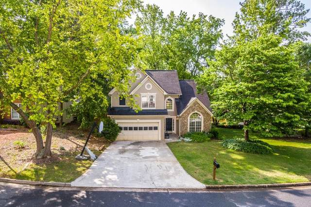 650 Ruxbury Court, Suwanee, GA 30024 (MLS #6727739) :: The Heyl Group at Keller Williams
