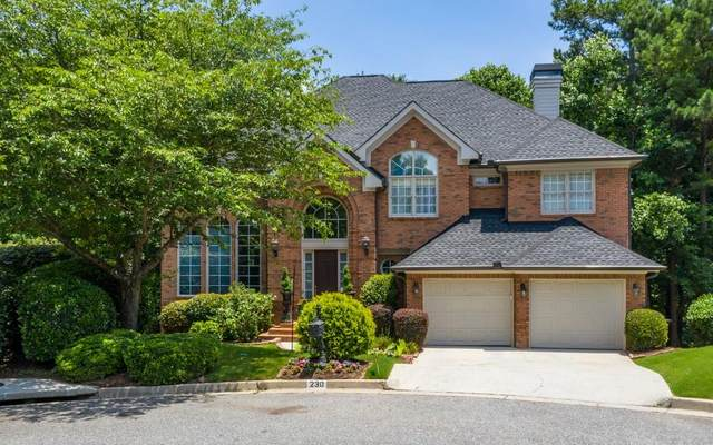 230 Edwardton Court, Roswell, GA 30076 (MLS #6727745) :: North Atlanta Home Team