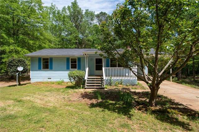 1092 Hunter Road, Jefferson, GA 30549 (MLS #6727751) :: Good Living Real Estate