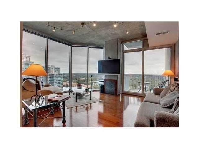 860 Peachtree Street NE #1601, Atlanta, GA 30308 (MLS #6727757) :: RE/MAX Paramount Properties