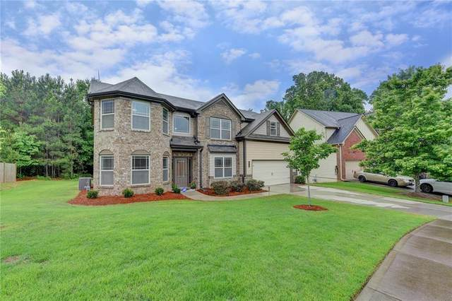 2818 Estate View Court, Dacula, GA 30019 (MLS #6727767) :: RE/MAX Prestige