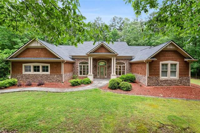 112 Honey Tree Terrace, Dahlonega, GA 30533 (MLS #6727772) :: Charlie Ballard Real Estate