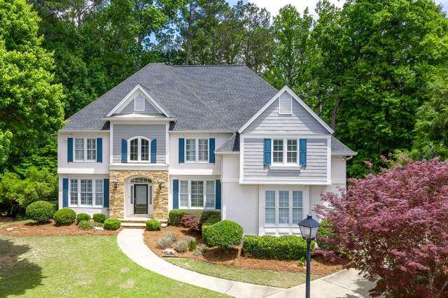 345 Guildhall Grove, Johns Creek, GA 30022 (MLS #6727778) :: Todd Lemoine Team