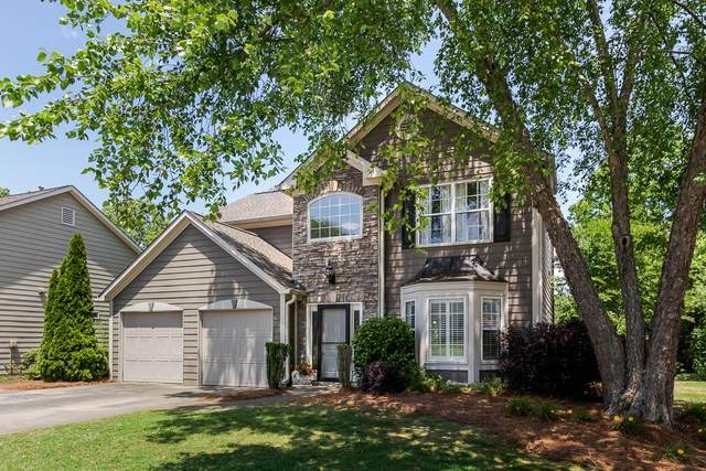 14060 Crabapple Lake Drive, Roswell, GA 30076 (MLS #6727799) :: Kennesaw Life Real Estate