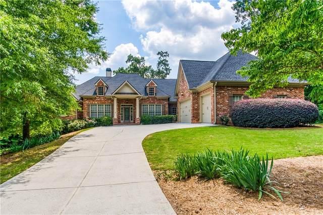 300 Knoll Woods Drive, Roswell, GA 30075 (MLS #6727810) :: Charlie Ballard Real Estate