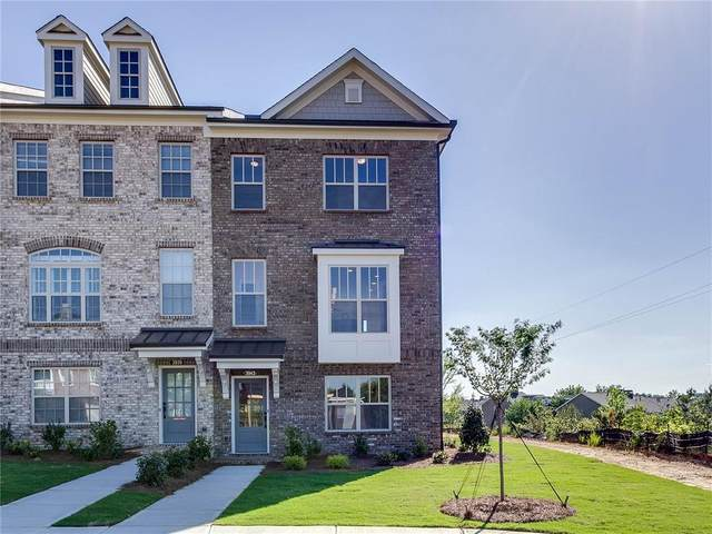 3602 Knox Park Overlook #1, Duluth, GA 30097 (MLS #6727819) :: The Butler/Swayne Team