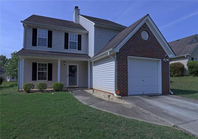 6579 Chestnut Oaks Ridge, Lithonia, GA 30038 (MLS #6727853) :: BHGRE Metro Brokers