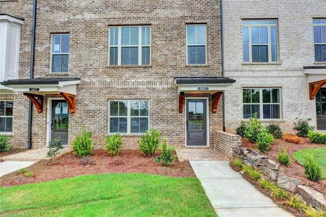 3612 Knox Park Overlook #2, Duluth, GA 30097 (MLS #6727856) :: The Butler/Swayne Team