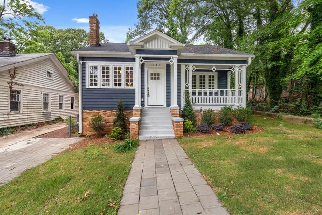1285 Greenwich Street SW, Atlanta, GA 30310 (MLS #6727868) :: Path & Post Real Estate