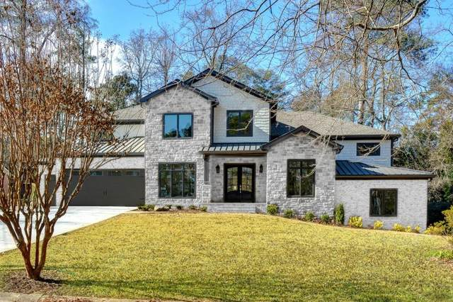 6695 Wright Road, Sandy Springs, GA 30328 (MLS #6727869) :: BHGRE Metro Brokers