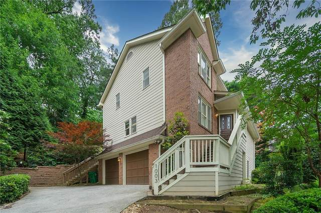1003 Shady Valley Place NE, Brookhaven, GA 30324 (MLS #6727881) :: RE/MAX Paramount Properties