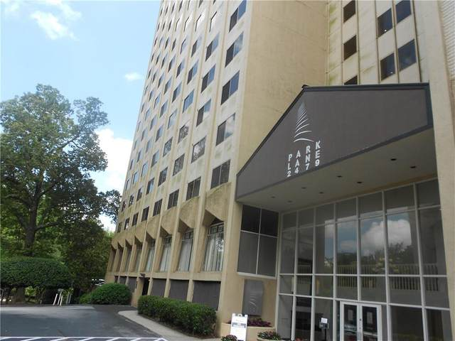 2479 Peachtree Road NE #814, Atlanta, GA 30305 (MLS #6727885) :: Rock River Realty