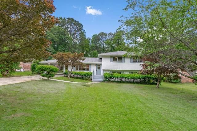 2413 Clifton Springs Manor, Decatur, GA 30034 (MLS #6727886) :: The Heyl Group at Keller Williams