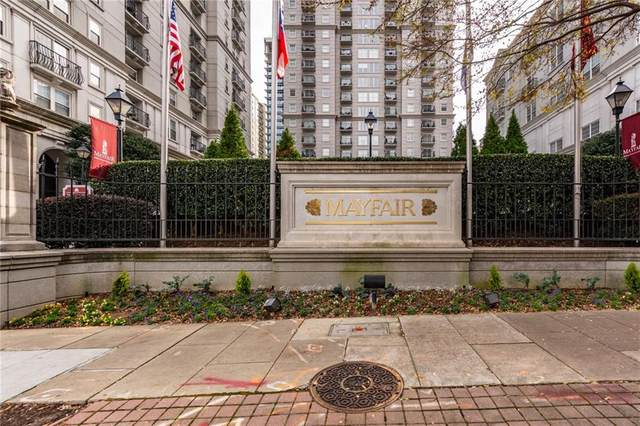 195 14th Street NE #2605, Atlanta, GA 30309 (MLS #6727890) :: Good Living Real Estate