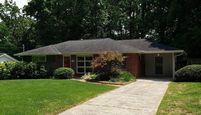 2725 Laurel Ridge Drive, Decatur, GA 30033 (MLS #6727900) :: Thomas Ramon Realty