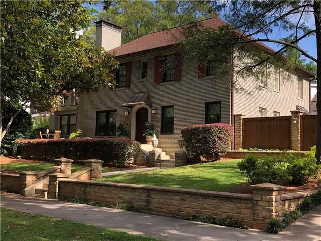 1085 Saint Augustine Place NE, Atlanta, GA 30306 (MLS #6727926) :: Lakeshore Real Estate Inc.