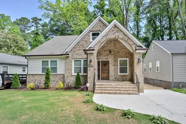 1779 N Olympian Way SW, Atlanta, GA 30310 (MLS #6727943) :: RE/MAX Paramount Properties